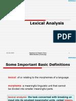UNIT1- Lexical Analysis1