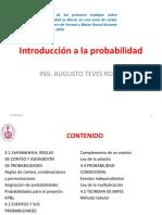 Introducción a La Probabilidad (1)