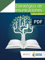 Plan de Comunicaciones Colombia La Mas Educada