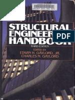 Structural Engineering Handbook, 3rd Ed (1)