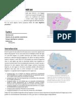Lenguas Amazónicas