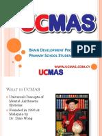 UCMAS Presentation ENGLISH