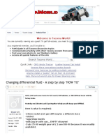 Changing Differential Fluid - A Step by Step _HOW TO_ _ Tacoma World