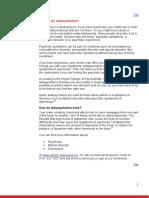 Antipsychotics Factsheet  pg2