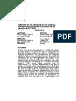 ARAUJO S-GASTOS EN ADMINISTRACION PUBLICA. estudio de caso de la Secretaría de la granja de ESTADO DE CEARA.es.docx