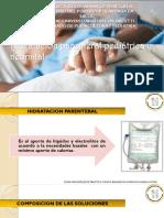 Tema Hidratacion Parenteral.pptx