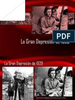 Unidad 1- Gran Depresión Teoría Keynesiana