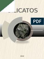 Silicatos Mineros Final