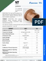 Datasheet-Feroform-T814