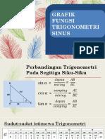 Fungsi Trigonometri Sinus