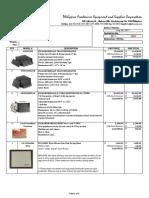 Air Dryer Catalog