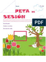 Capeta de Sesion Practicas Preprofesionales Educacion primaria