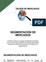 5. Segmentación de Mercados Uancv
