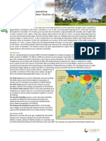 Developments and Future Expansions Potential in the Electric Power System of Suriname