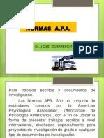 00 Generalidades 03 Normas Apa