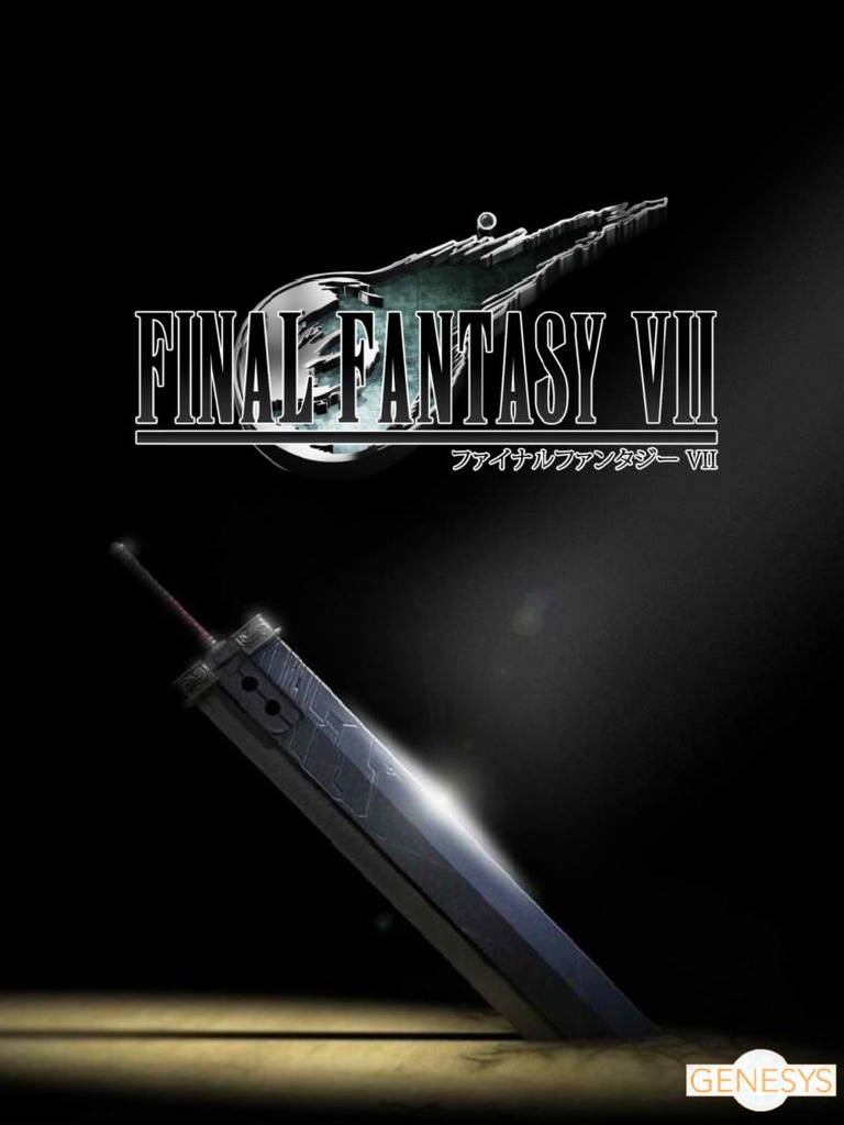 Final Fantasy VII Genesys | Armour | Projectile Weapons