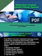 Melakukan Langkah Instalasi Sistem Operasi 2 Indo