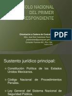 Protocolo Nacional Del Primer Respondiente