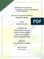 Proyectoenergiaeolicalisto