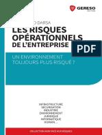001-Risque Opérationnel Dans l'Entreprise