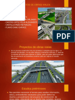 1 Proyectos de Obras Viales
