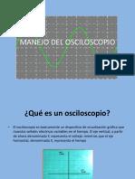 Presentacion Osciloscopio