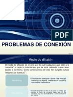 Prblemas de Conexion