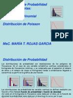 Dist Binomial y Poisson-discretas