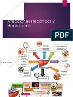 Afecciones Hepáticas y Hepabionta