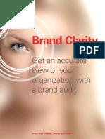 Tdc Brand Audit White Paper