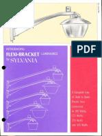 Sylvania Flexi-Bracket Series Brochure 7-65