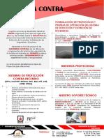 Securbiz Brochure - Servicios v01