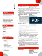 Rachel Valley Resume 0618