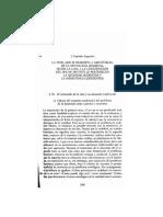 A Tese Medieval Sobre o Ser - Heidegger