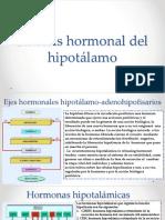 Síntesis Hormonal Del Hipotálamo