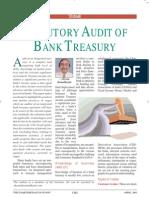 Statutory Audit of Banks