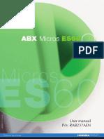 MicrosES60英文操作手册.pdf