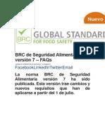 BRC de Seguridad Alimentaria versión 7.docx