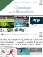 La Tecnologia en La Biomecánica