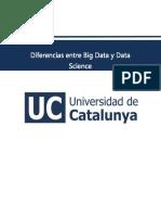 Lección 4 Diferencias Entre Big Data y Data Science