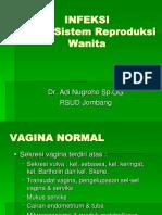 INFEKSI TR. Reproduksi
