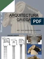04 Arquitectura Griega 1