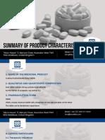 Cyclizine Hydrochloride - Summary of Product Characteristics
