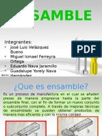 Procesos de manufactura-Ensamble.pptx