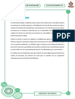 Primer Informe Muestreo Del Suelo (1)