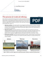 The Process of Crude Oil Refining _ EME 801