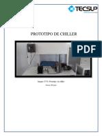 Prototipo de Chiller