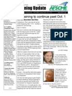 CC Coalition Bargaining Update 9-15-10