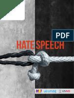 HATE SPEECH, 2017