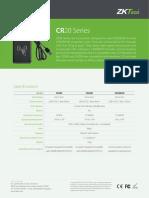 CR20 Series Brochure